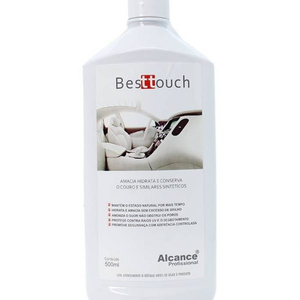 BEST TOUCH 500ML HIDRATANTE COURO