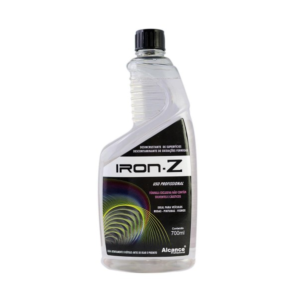 ALCANCE IRON-Z DESCONTAMINANTE 700ML